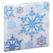 Party Creations Napkins, Snowflake Swirls, 2-Ply