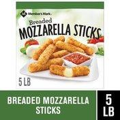 Member's Mark Breaded Mozzarella Sticks