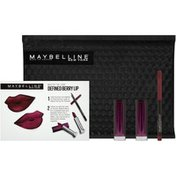 Maybelline Defined Berry 3 pc Lipstick & Liner Kit