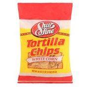 Shurfine White Corn Tortilla Chips