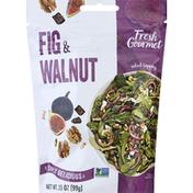 Fresh Gourmet Fig & Walnut Salad Toppings