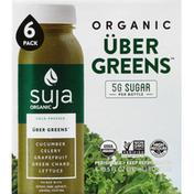 Suja Juice Über Greens Organic Vegetable & Fruit Juice Drink