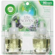 Air Wick Life Scents Fresh Edition Scented Oil Forest Waters Air Freshener Refill