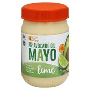 BetterBody Foods Mayo, 100% Pure Avocado Oil, Lime