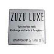 Gabriel Cosmetics Zuzu Luxe Hourglass Sand Matte Natural Eye Shadow Pro Palette Refill Pan