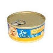 Pets Pride Ground Chicken Dinner Cat Food