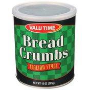 Valu Time Italian Style Bread Crumbs