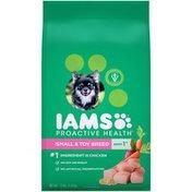 IAMS ProActive Health Small & Toy Breed Adult Dog Food
