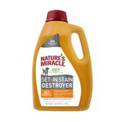Nature's Miracle Oxy Power Orange Pet Stain & Odour Remover
