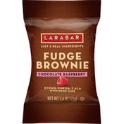 Larabar Fudge Brownie, Chocolate Raspberry