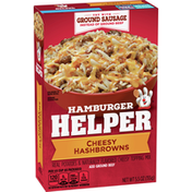 Hamburger Helper Cheesy Hash Browns