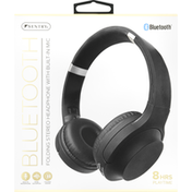 Sentry Pro Headphone with Built-In Mic, Stereo, Folding, Bluetooth