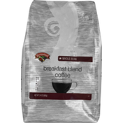 Hannaford Premium Breakfast Blend Bagged Whole Bean Coffee