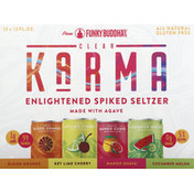 Karma Spiked Seltzer, Enlightened