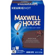 Maxwell House Mocha Coffee K-Cup Pods