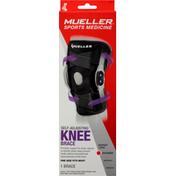 Mueller Knee Brace, Self-Adjusting, Maximum
