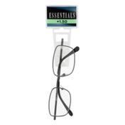 Essentials Non-Prescription Glasses +1.50 Jacob