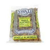 Swad In Town Whole Almonds