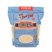 Bob's Red Mill Quick Cooking Rolled Oats, Gluten Free