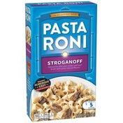 Pasta Roni Stroganoff Fettuccine