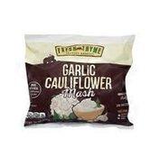 Fresh Thyme Mashed Garlic Cauliflower