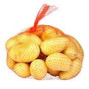 Organic Baking Potatoes, Bag