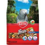 Kaytee Fiesta Gourmet Variety Diet Parrot Food