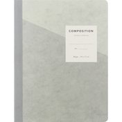 Oxford Notebook, Dotted, Composition