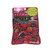 Kracie Berry Rose Fragrance Candy