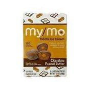 My Mo Chocolate Peanut Butter Mochi Ice Cream