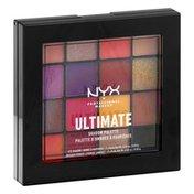 NYX Professional Makeup Shadow Palette, Festival USP13
