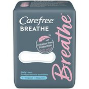 CAREFREE Daily Liners, Regular
