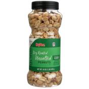 Hy-Vee Unsalted Dry Roasted Peanuts