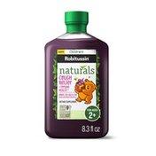 Children's Robitussin Naturals Cough Relief Syrup Elderberry, Naturals Cough Relief Syrup Elderberry