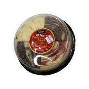 Signature Select New York Style, Chocolate Marble, Strawberry Swirl, Brownie Cheesecake Tray