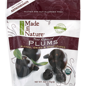 Made in Nature Plums, Pitted, Dried & Unsulfured