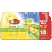 Lipton Iced Tea Green with Citrus Iced Tea