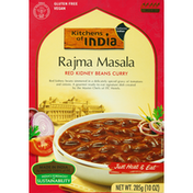 Kitchens of India Red Kidney Beans Curry, Rajma Masala, Mild