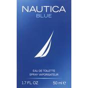 Nautica Eau de Toilette Spray, Blue