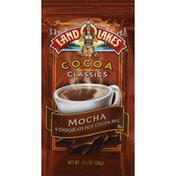 Land O Lakes Hot Cocoa Mix, Mocha & Chocolate