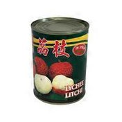 Six Fortune Lychee in Syrup