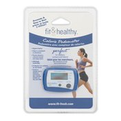 Fit & Healthy Calorie Pedometer