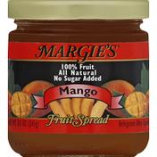 Margie's Fruit Spread, Mango