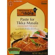 Kitchens of India Paste for Tikka Masala, Medium