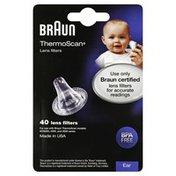 Braun Lens Filters, Ear