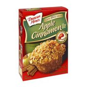 Duncan Hines 100% Whole Grain Apple Cinnamon Premium Muffin Mix