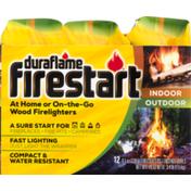 Duraflame Firestart Wood Firelighters Indoor Outdoor