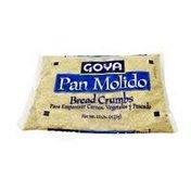 Goya Pan Molido Bread Crumbs