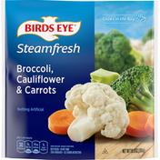 Birds Eye Broccoli, Cauliflower & Carrots