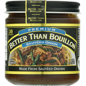 Better Than Bouillon Onion, Premium, Sauteed